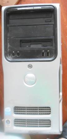 Dell Dimension E520 Desktop - $50 (New Orleans)