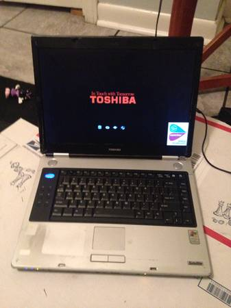 Toshiba satellite m45 laptop parts or repair -   x0024 65  Metairie