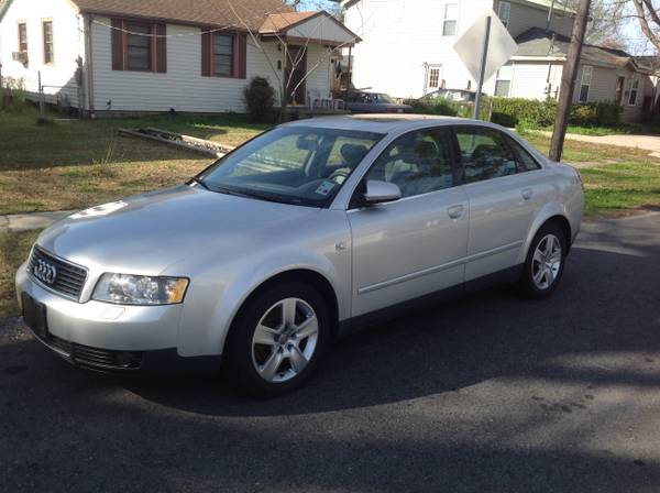 2002 Audi A-4 Quattro 6 Speed -   x0024 5900  Metairie