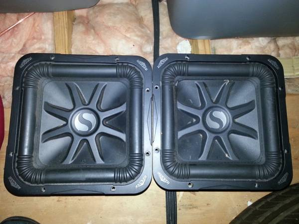 Subwoofers, sub box, Viper alarm, ipod touch, hids sale - $1 (Terrytown)