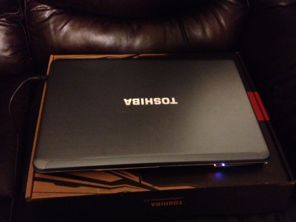 Toshiba Ice Blue 17.3 i-5 LapTop - $650 (LaPlace)