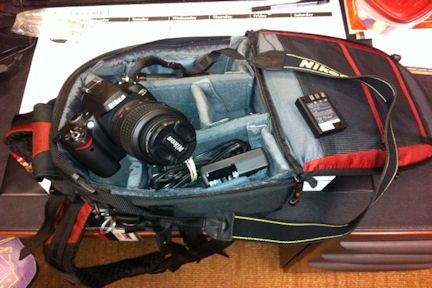 Nikon D60 digital camera accessories - $300 (Destrehan, LA)