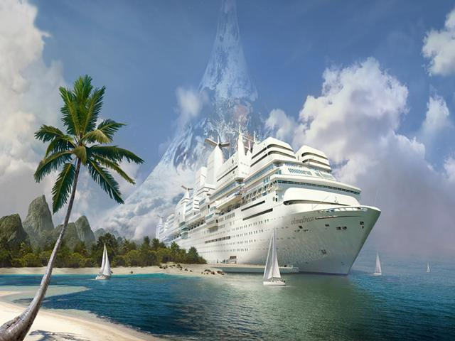 ONE WEEK CARIBBEAN CRUISE FOR 2 FREE Just for being our guest