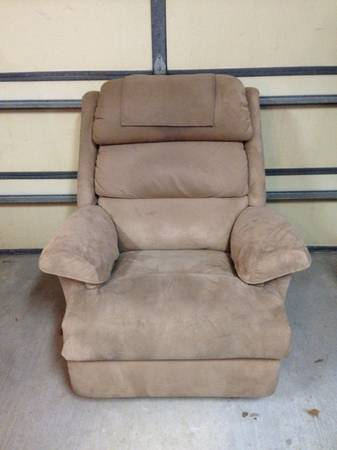 La-Z-Boy Casual Oak Rocker Recliner - x0024170 (Mandeville)