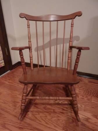 ROCKING CHAIR for a child - $55 (Metairie)