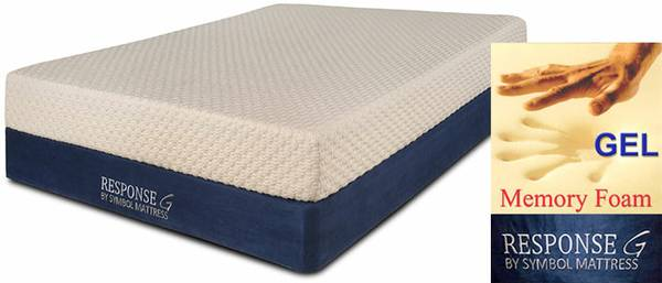 HOT DEALHOT DEAL Brand New 9 Queen Size Gel Bed - $575 (Metairie-NECESSITY FURNITURE WAREHOUSE)