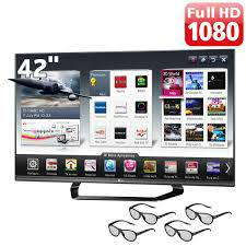 42 LG Led, Smart, 3D Tv 120hz - $649 (Metairie-NECESSITY FURNITURE WAREHOUSE)