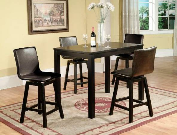 gtgtgtgtgtgtgt5 PIECE DINETTE SETS ALL WOOD, NEW 3 STYLES TO CHOOS - $275 (NECESSITY FURNITURE WAREHOUSE Metairie)