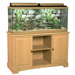 Top Fin 55-75 gallon aquarium stand - $75 (covington)