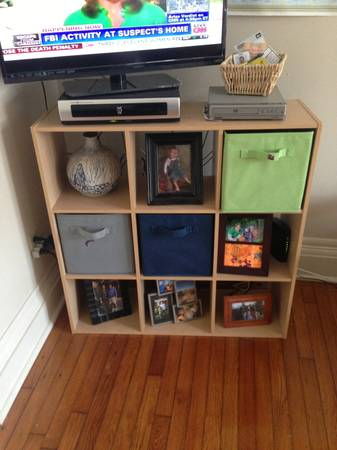 Twin bed - $20 (Uptown)