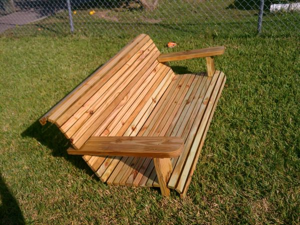 wooden porch swings - $250 (new orleans and the northshore)