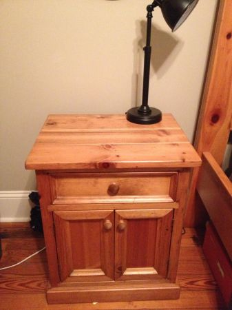 Full size 3-piece bedroom set - $500 (new orleans)