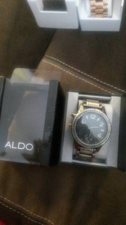 2 aldo watches for sale -   x0024 30  new orleans