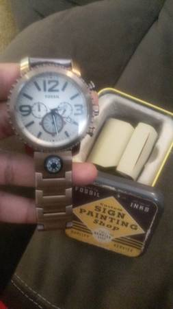 2 fossil watches for sale -   x0024 100  new orleans