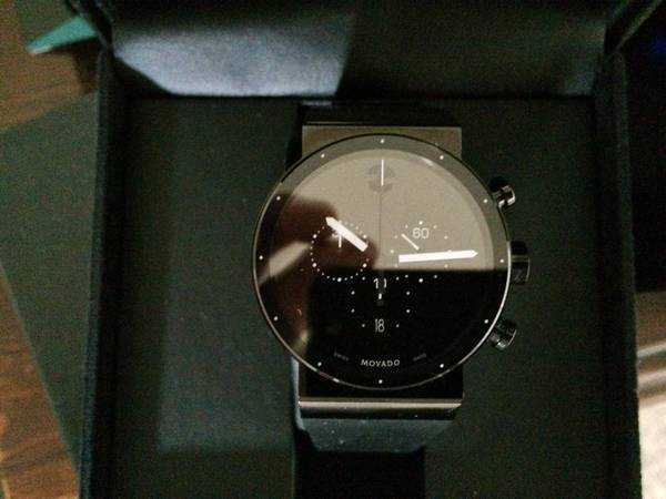 Movado Sapphire Watch -   x0024 2000  New Orleans Metro Only