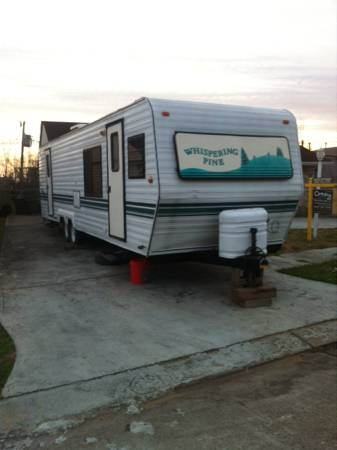 2001 Whispering Pine trailer home  Westwego