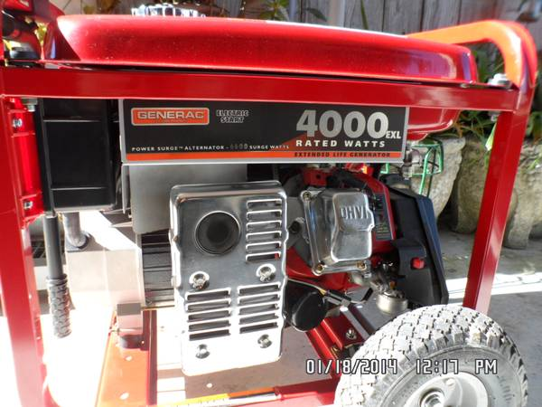 Great Generator for Camping  Metairie