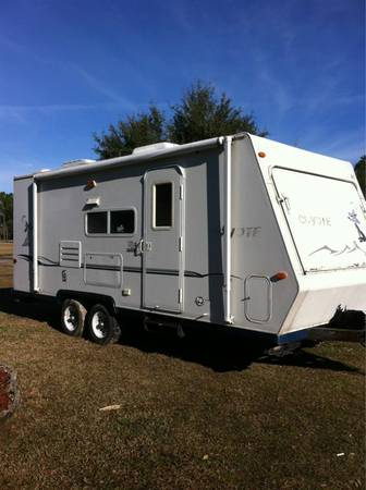 2004 KZ Coyote travel trailer camper with slide out -   x0024 4000  Pearlington MS