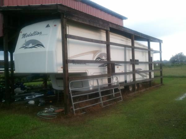 2006 McKenzie Medallion Monaco Coach 5th Wheel - $22500 (Grand Bay, AL)