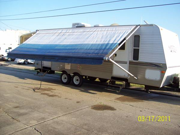 DEAL OF THE DECADE gt T-TRAILER wsuper slide ESTATE SALE - PICS - - $16500 (KENNER)