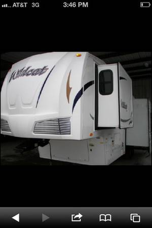 Forest River- Wildcat 5th wheel RV - $21995 (Hammond)