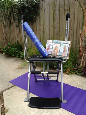 Brand New Malibu Pilates Pro Chair Deluxe - $275 (Old Metairie)