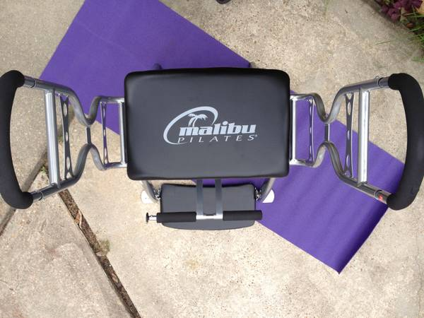 Malibu Pilates Pro Chair Deluxe - $115 (Old Metairie)