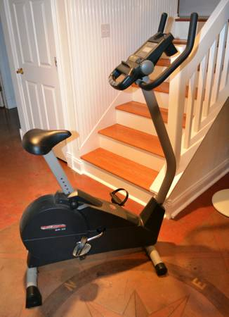 Proform sr20 exercise bike, excellent condition with manual - $80 (Lakeview)