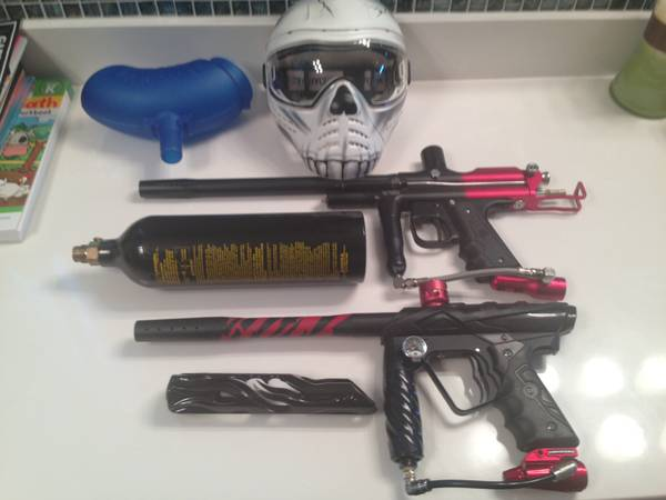 Smart Parts ION paintball gun marker - $125 (Lakeview)