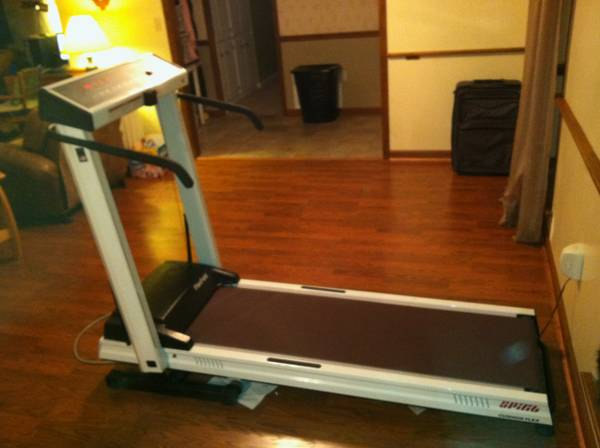 Treadmill SPIRIT CUSHION FLEX - $150 (uptown)
