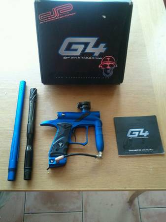 Dangerous Power G4 Paintball Gun - $180 (Metairie )