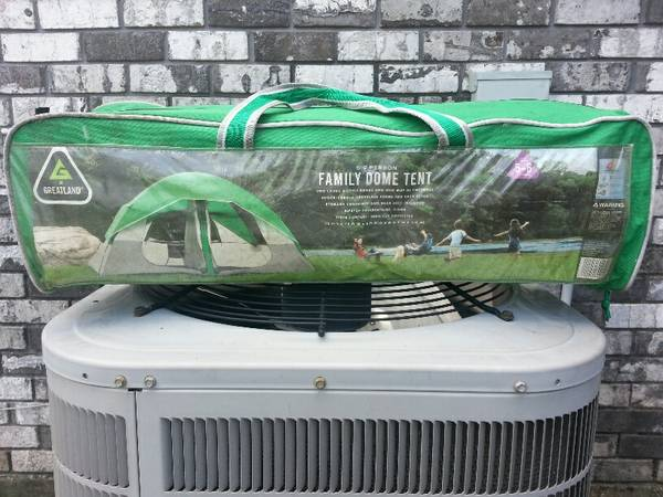 Greatland 5-6 Person Outdoor Dome Tent - $40 (New Orleans Uptown)