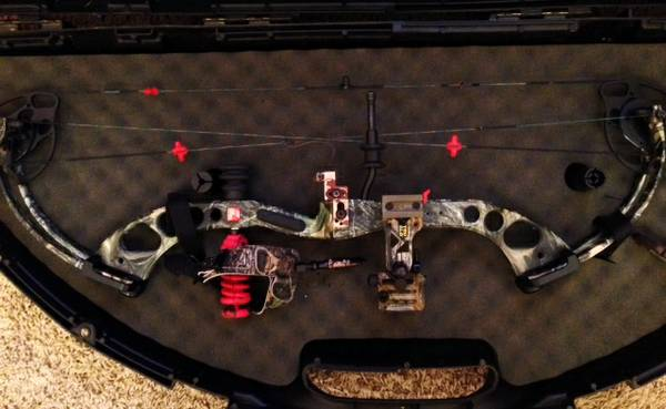 2008 PSE X-Force Dream Season Compound Bow - $450 (Slidell)