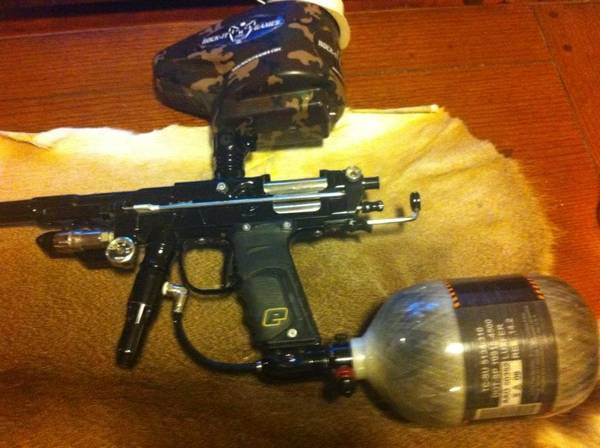 AutocockerA1 Fly angel-Paintball - $550 (Picayune )