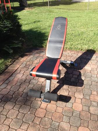 Marcy Weight Bench - $40 (Metairie, LA)