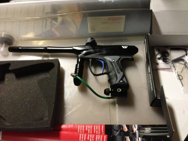 Paintball Marker - Proto Matrix Rail (PMR) - $160 - $160 (North Shore BR)