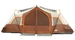 Magellan Outdoors Bryce Canyon Cabin Tent 10 Person Tent - $50 (Slidell)