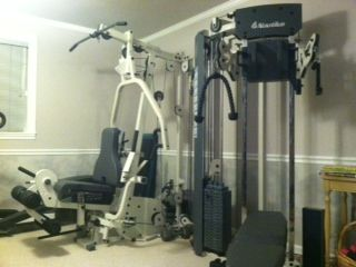 Nautilus NS-700 Home Gym - $2500 (Kenner)