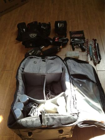 Full paintball equipment - $1200 (New orleans)
