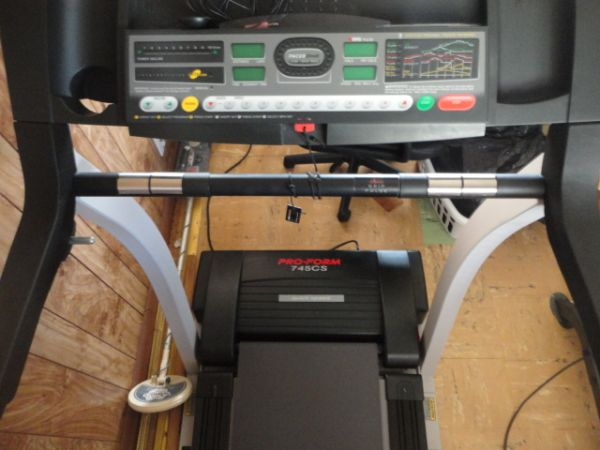 ifit.com interactivity treadmill - $700 (slidell)