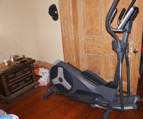 Golds Gym StrideTrainer 595 - $450 (uptown)