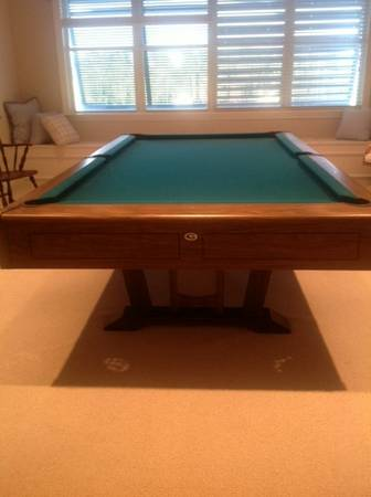 Gandy pool table - $750 (Madisonville)