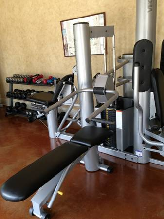 Vectra 3850 Home Gym  - $3200 (Covington, La)