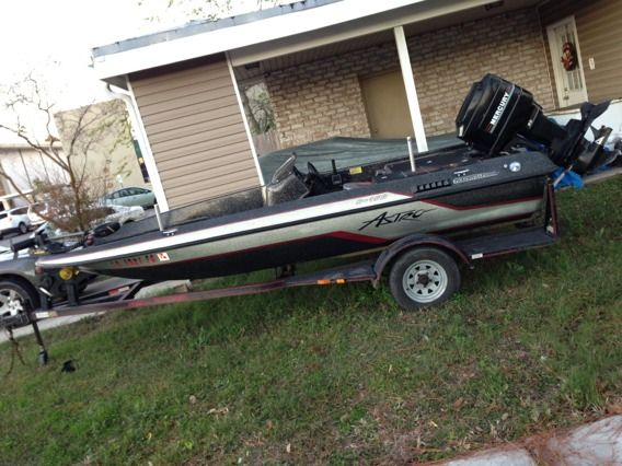 1992 Astro Bass Boat - $4700 (Metairie )