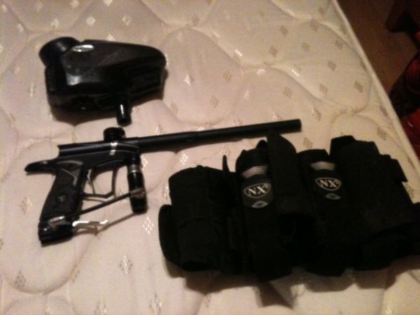2009 Dangerous Power G3, Nxe pod pack, and Halo Hopper with speed feed - $250 (Abita Springs)