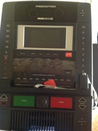 FreeMotion InclineDecline Treadmill Mountain Climber - $800 (Metairie, LA)