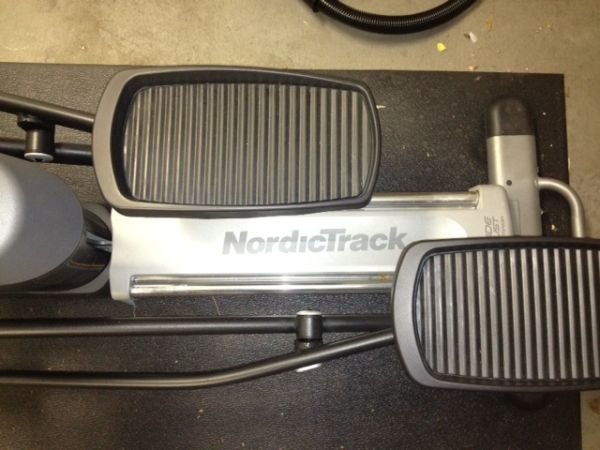 NORDICTRACK E8.0 ELLIPTICAL - $600 (Old Metairie)