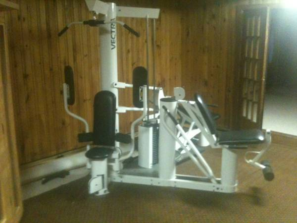 Vectra 1800 Home Gym - $1000 (Metairie)