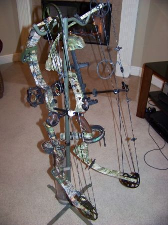 Archery Extravaganza - Two Bows for the Price of One (Mandeville, LA)
