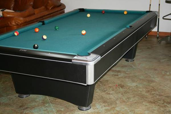 Pool Table- Brunswick Centurion 9 ft. DELIVERED (locally) - $1800 (Slidell)